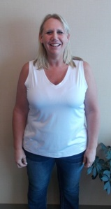 6 months after weight loss surgery and 60 pounds down!  #lapband
