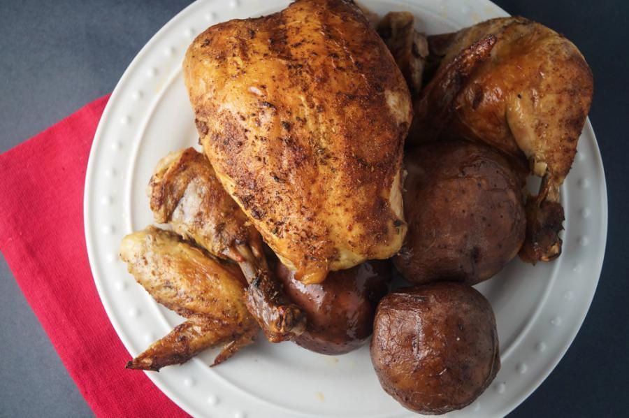 Slow cook Saturday: ChickenRotisserie