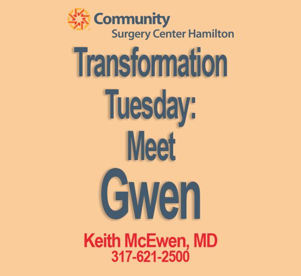 Transformation Tuesday: MeetGwen