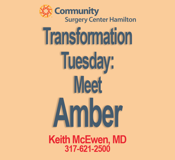 Transformation Tuesday: Amber (An update)
