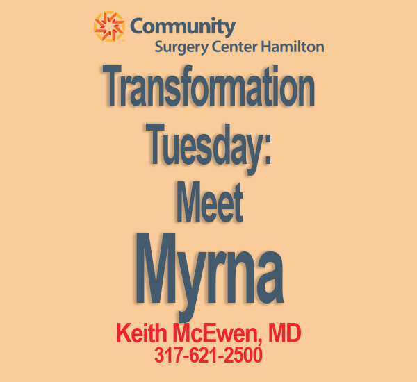 Transformation Tuesday: Myrna