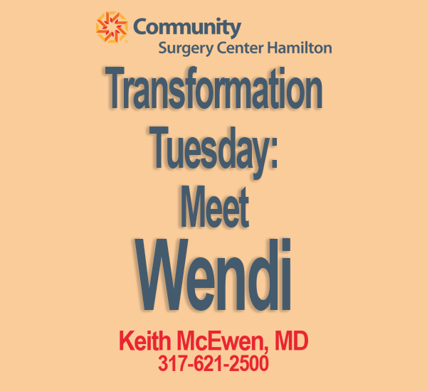 Transformation Tuesday: Wendi