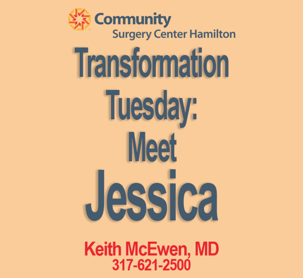 Transformation Tuesday: Jessica